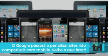 Melhora no mecanismo de busca do Google para mobile