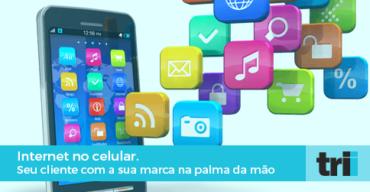 Propaganda pelo celular