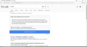 segredos do google: curiosidades