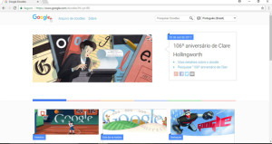 conheça os doodles nos segredos do google
