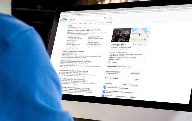 topo do google: como alcançar
