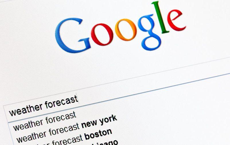 O Google é um site de busca que agrega o featured snippet